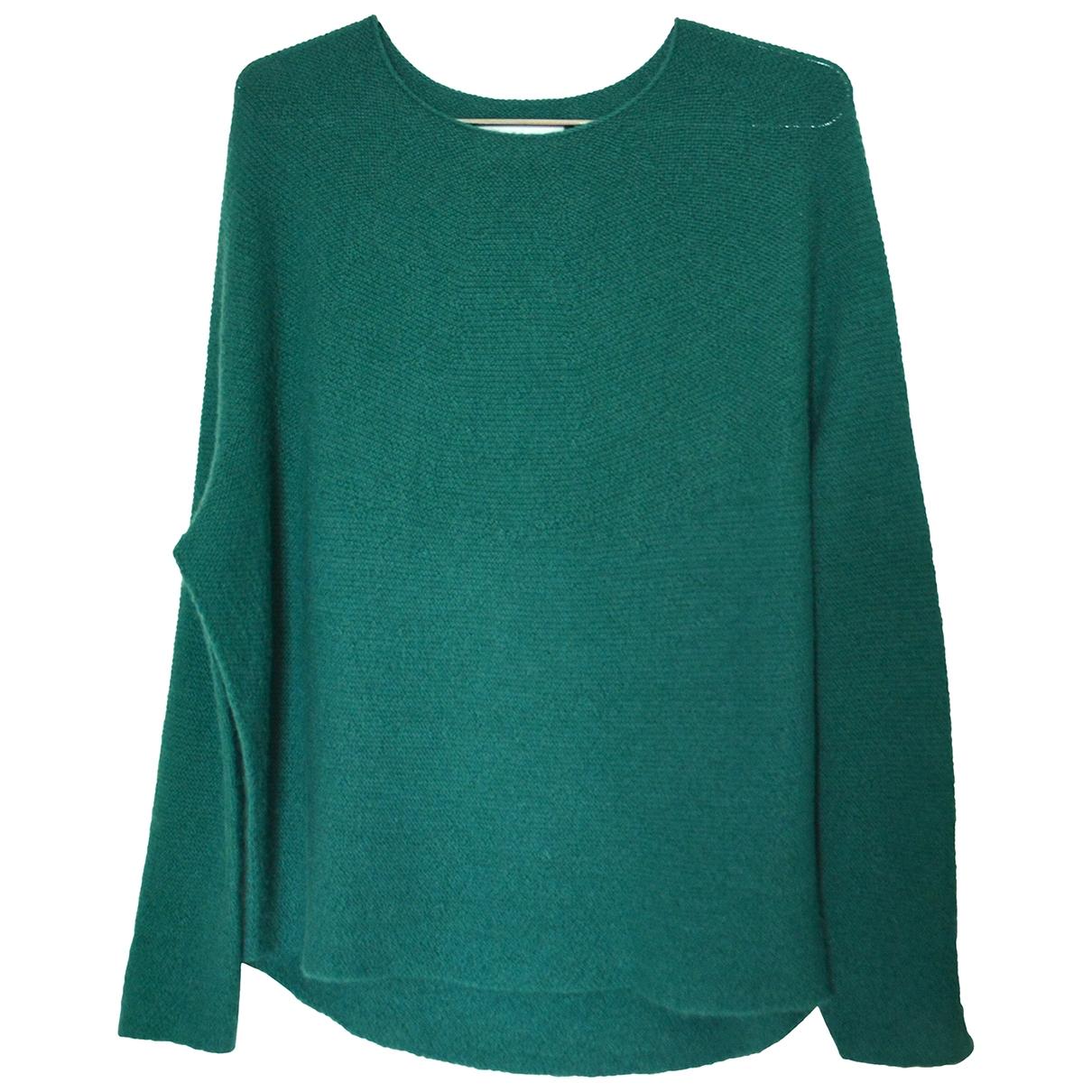 Christian Wijnants - Pull   pour femme en laine - vert