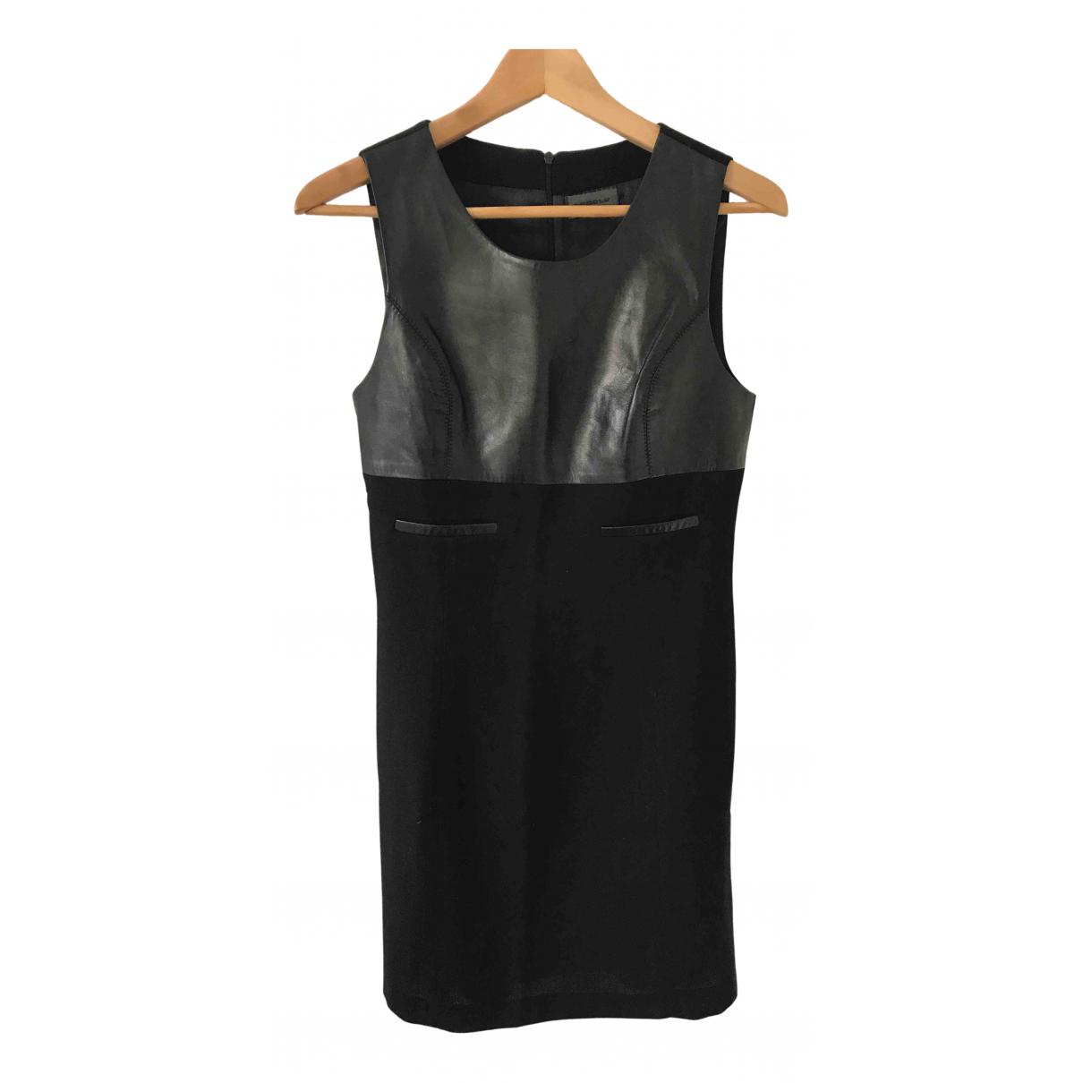 Absolu N Black Wool dress for Women 36 FR