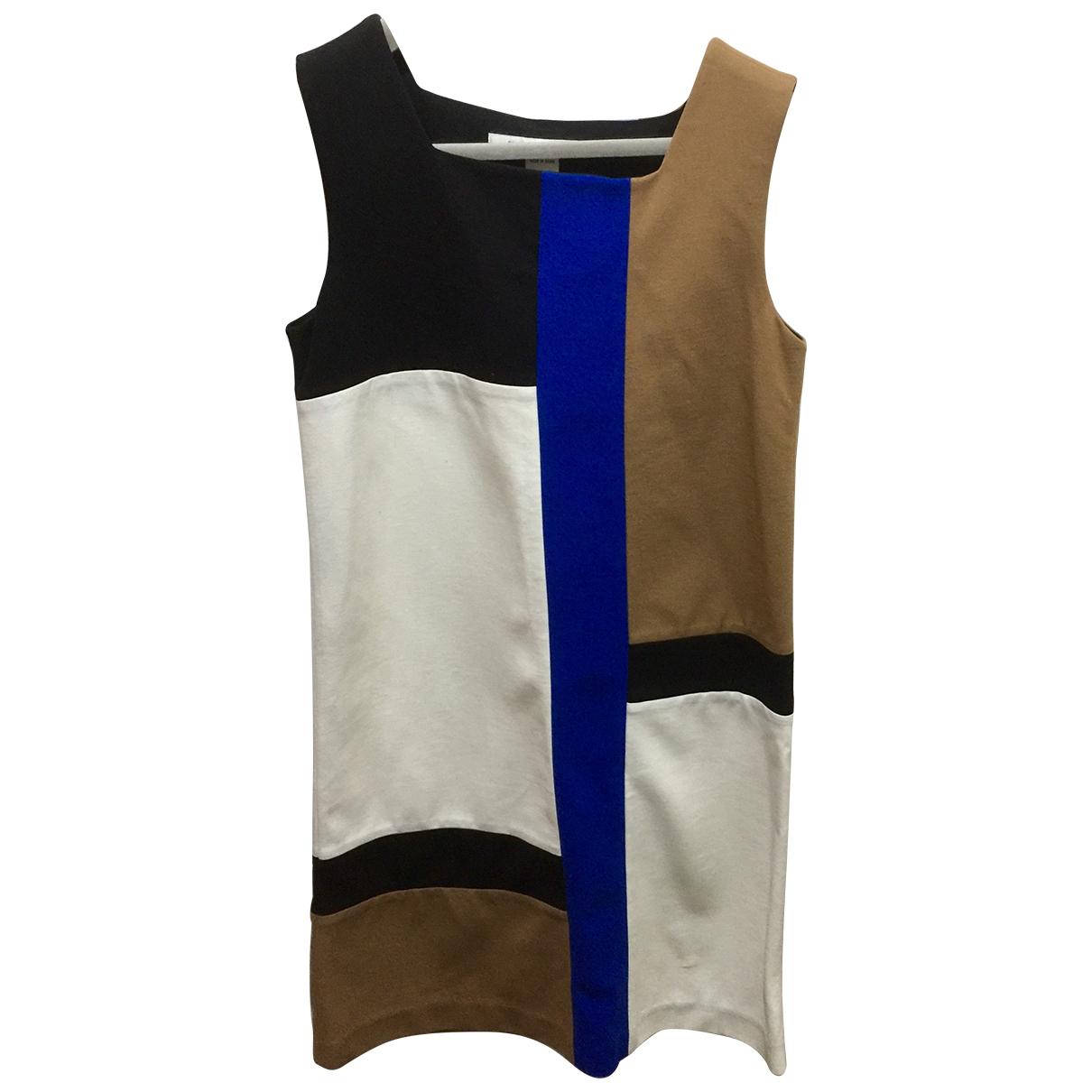Diane Von Furstenberg \N Kleid in  Bunt Viskose