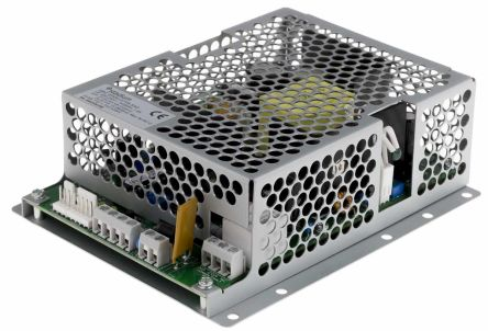 Stadium Power , 110W Embedded Switch Mode Power Supply SMPS, 27.6V dc, Enclosed