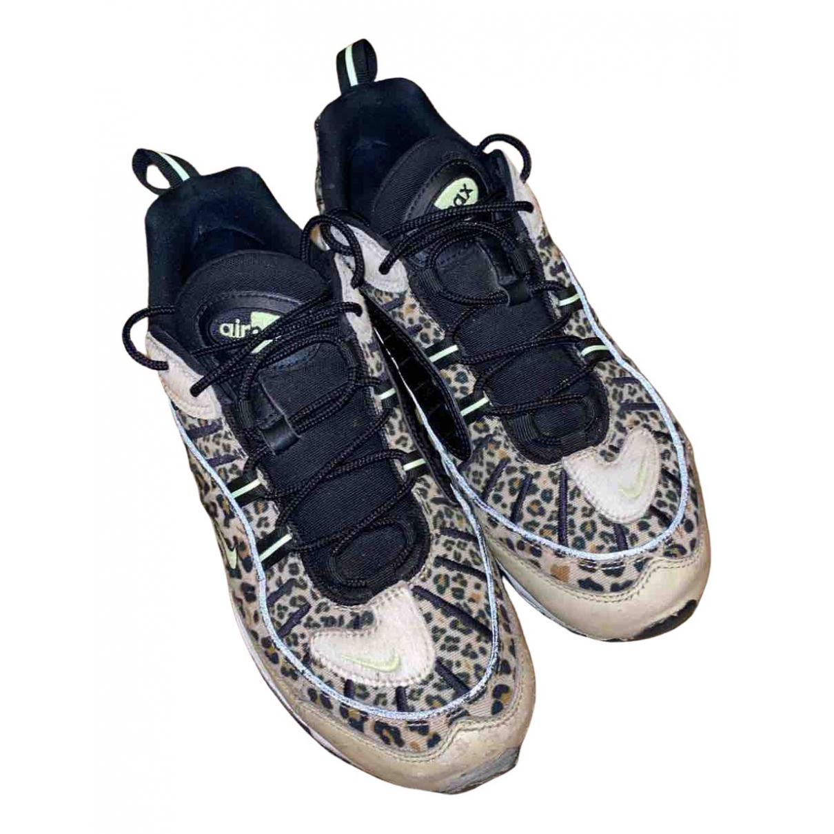 Nike - Baskets Air Max 98 pour femme - multicolore
