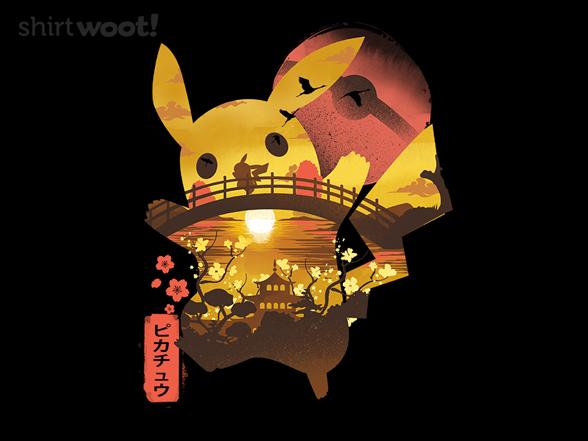 Electric Ninja T Shirt