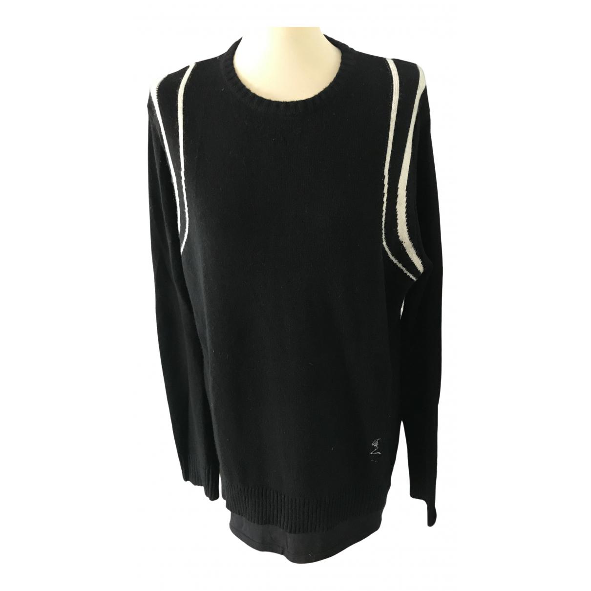 True Religion \N Black Wool Knitwear & Sweatshirts for Men XL International