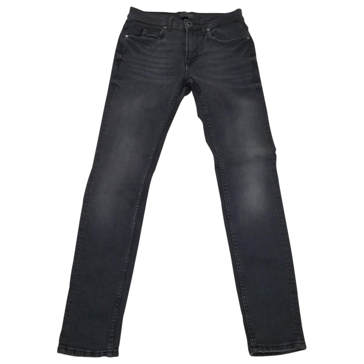 Zara \N Black Cotton Jeans for Men 29 US