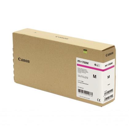 Canon PFI-1700 0777C001AA cartouche d'encre originale magenta pigment