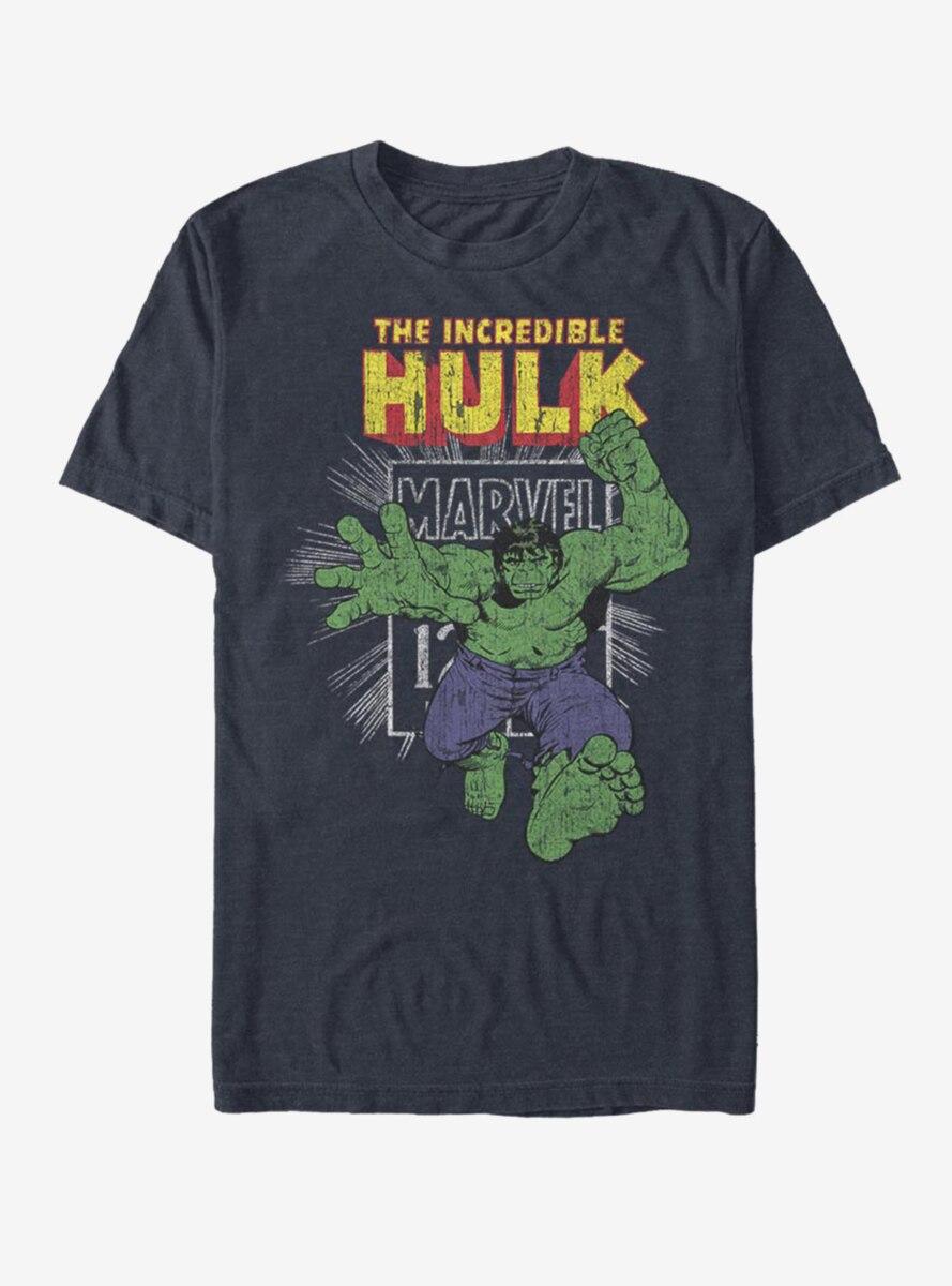 Marvel Hulk Hulk Stamp T-Shirt