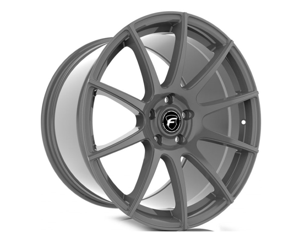 Forgestar F20390062P30 CF10 Deep Concave Wheel 19x10 5x120.65 30mm Gloss Anthracite