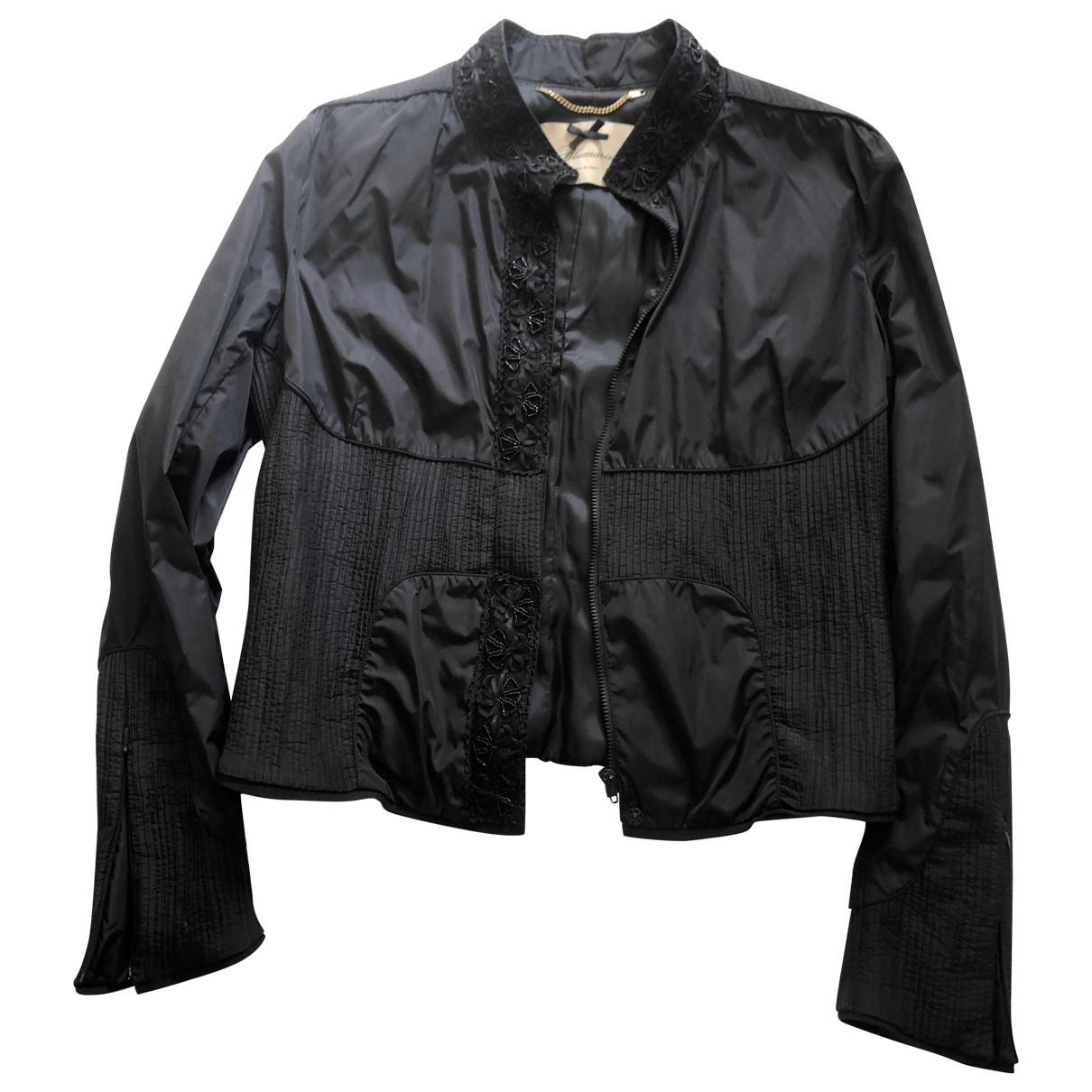 Blumarine \N Black jacket for Women 44 IT