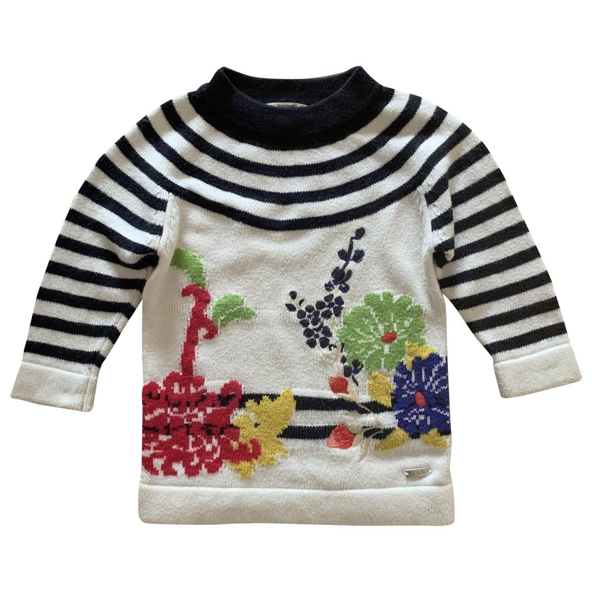 Jean Paul Gaultier - Pull   pour enfant en coton - multicolore