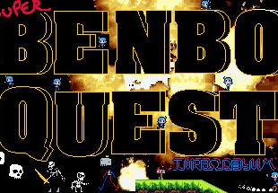 SUPER BENBO QUEST: TURBO DELUXE Steam CD Key
