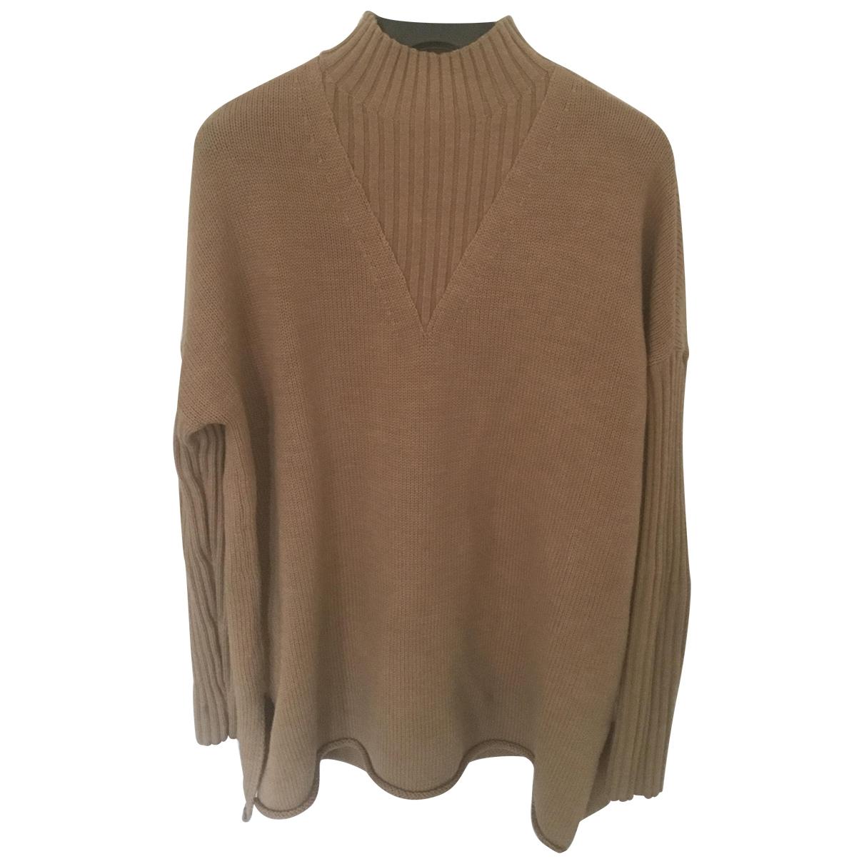 Tory Burch \N Camel Wool Knitwear for Women S International