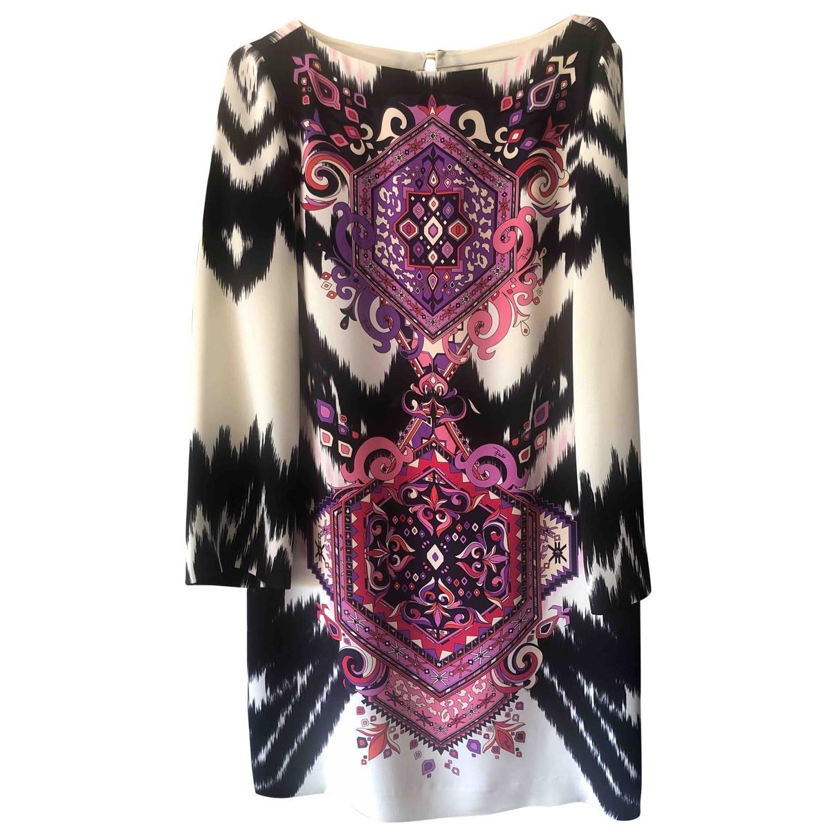 Vestido de Seda Emilio Pucci