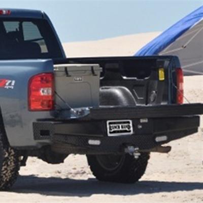 Ranch Hand Sport Series Rear Bumper (Black) - SBC08HBLSL