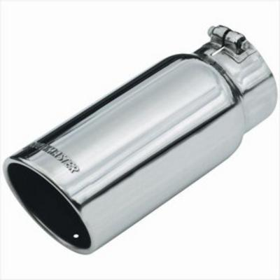 Flowmaster Stainless Steel Exhaust Tip (Polished) - 15368