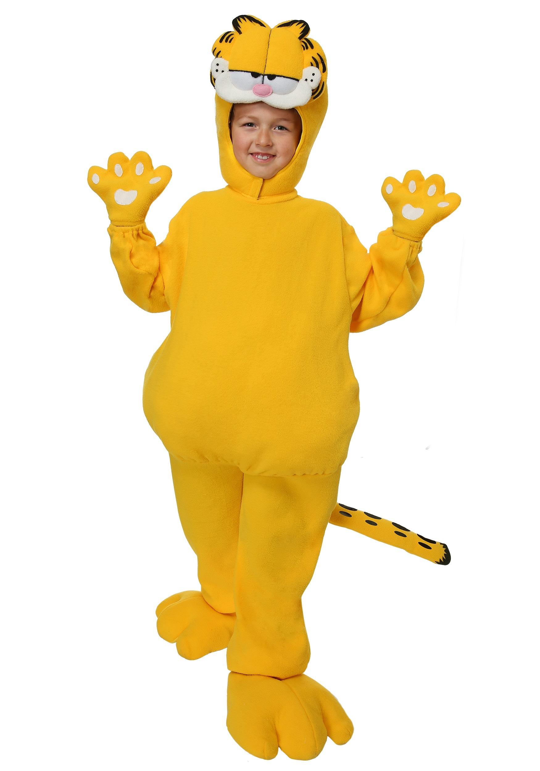 Kid's Garfield Costume