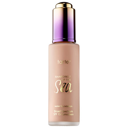 tarte SEA Water Foundation Broad Spectrum SPF 15, One Size , No Color Family