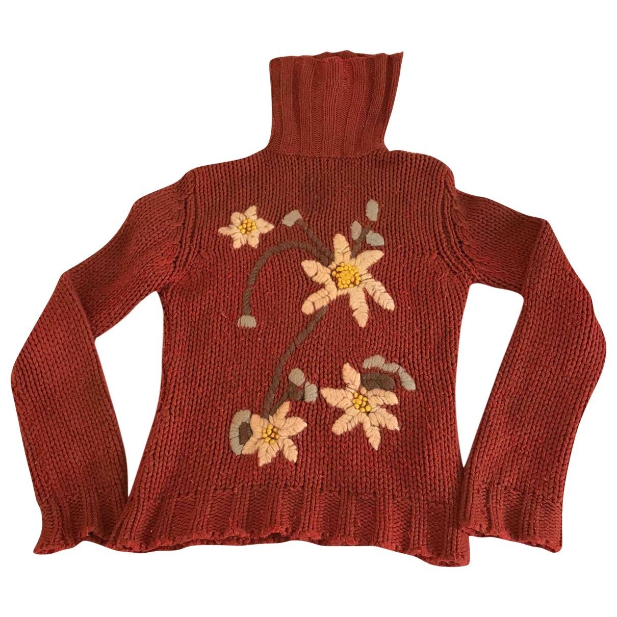 D&g - Pull   pour femme en laine - multicolore