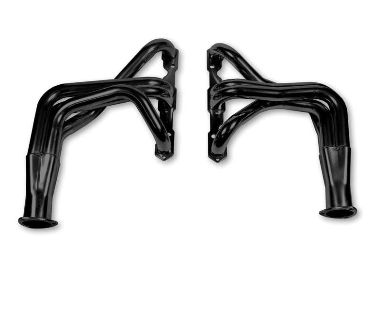 Hooker 2134-3HKR Super Competition Long Tube Header - Black Ceramic Coated Chevrolet Corvette