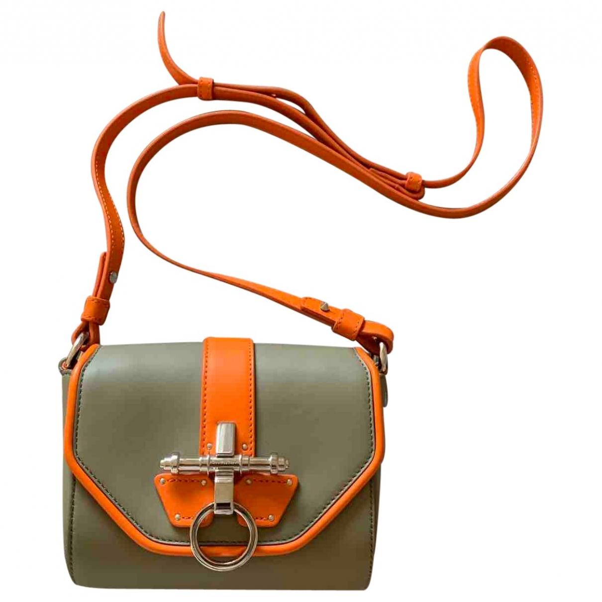 Givenchy - Sac a main Obsedia pour femme en cuir - vert
