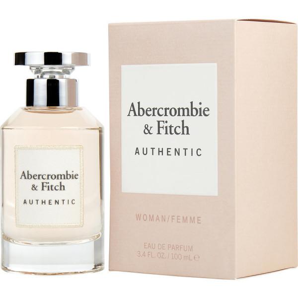 Authentic - Abercrombie & Fitch Eau de parfum 100 ml