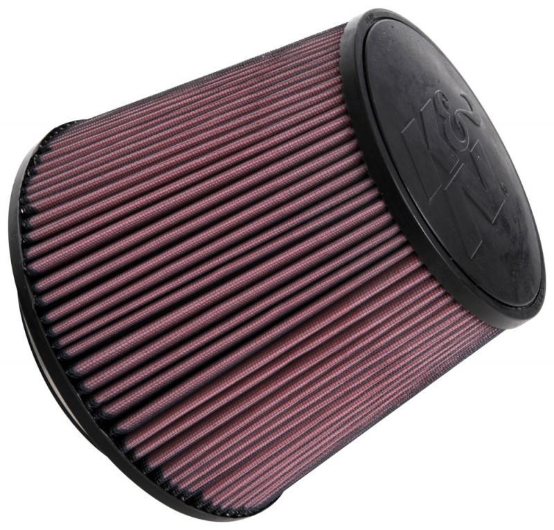 K&N RU-5179 Universal Clamp-On Air Filter