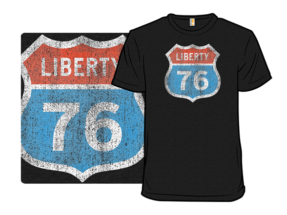 The Road To Freedom T Shirt