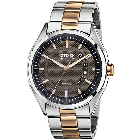 Drive from Citizen Eco-Drive Mens Two-Tone Watch AW1146-55H, One Size , No Color Family