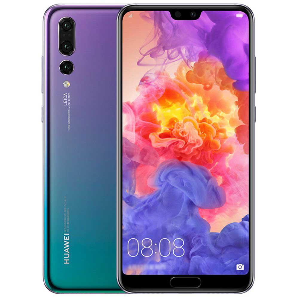 HUAWEI P20 Pro 6.1 Inch Smartphone FHD+ Screen Kirin 970 6GB 128GB 20.0MP+40.0MP+8.0MP Three Rear Cameras Android 8.1 - Twilight