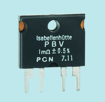 PCN 47mΩ Metal Film Resistor 1.5W ±0.5% PBV47M OHMD