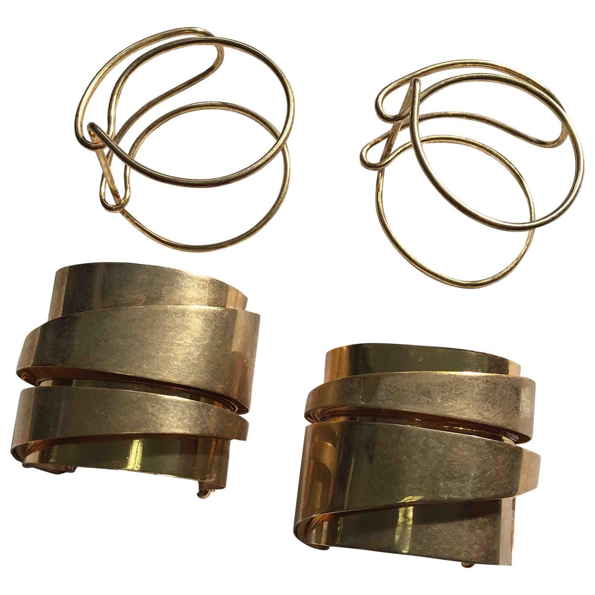 Alexander Mcqueen \N Armband in  Gold Gold und Stahl