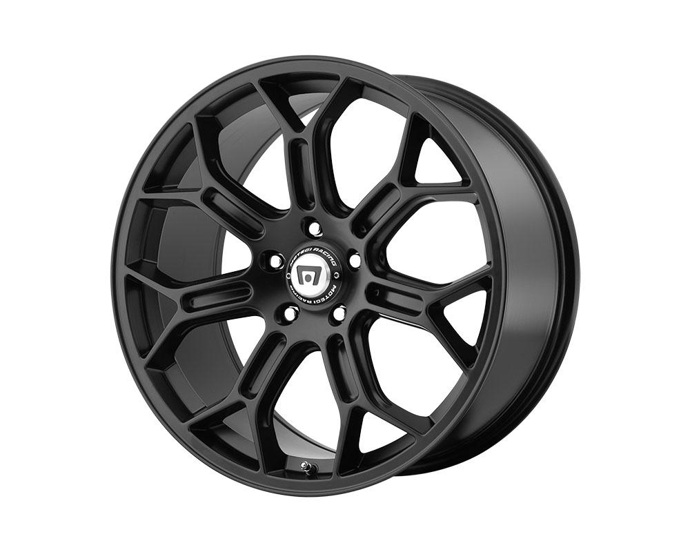 Motegi MR120 Techno Mesh S Wheel 19x10 5x5x120.65 +79mm Satin Black