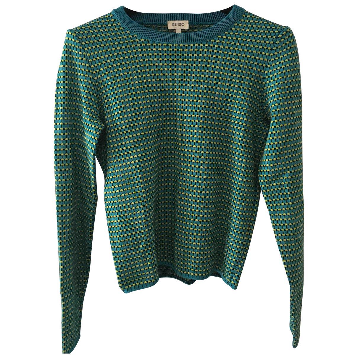 Kenzo \N Multicolour Wool Knitwear for Women 36 FR