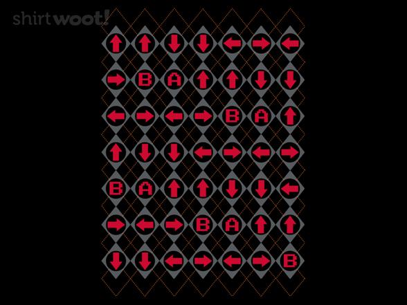 Argyle Code T Shirt