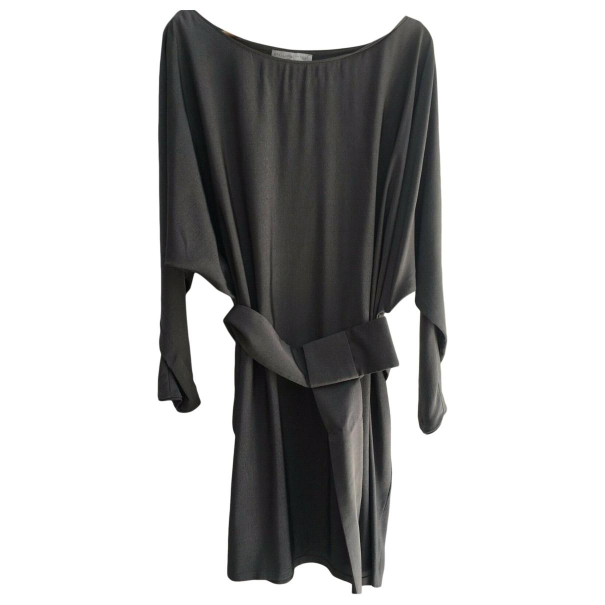Stella Mccartney \N Kleid in  Grau Viskose