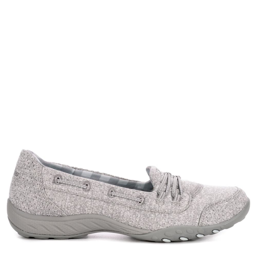 Skechers Womens Breathe Easy - Good Influence Slip-On