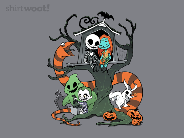 Nightmare Club T Shirt