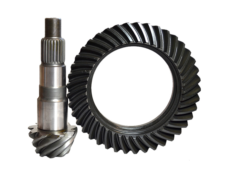 Dana 30JK 4.56 Ratio Reverse Ring And Pinion Nitro Gear and Axle