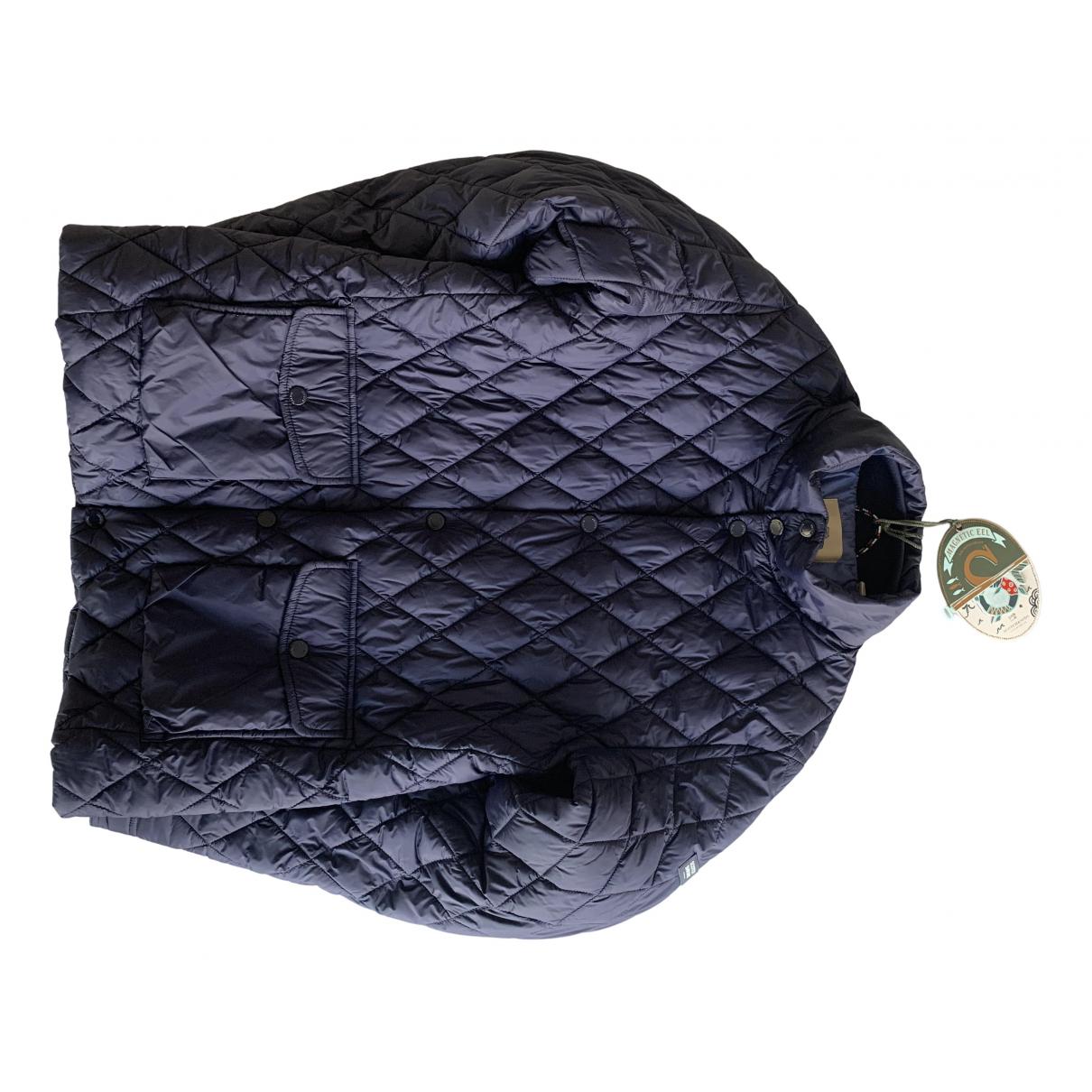 Maison Scotch - Blousons.Manteaux   pour enfant - bleu