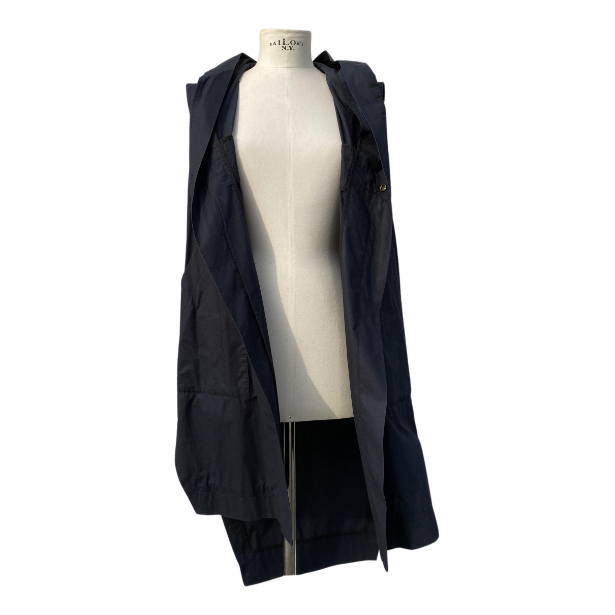 Rick Owens N Black Cotton jacket for Women 50-52 IT