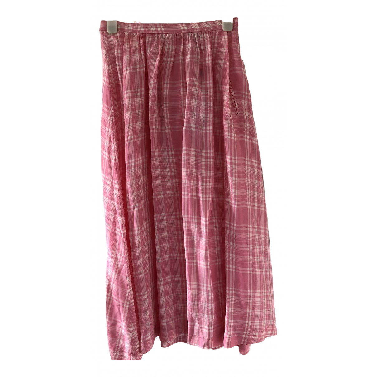 Rosie Assoulin - Jupe   pour femme - rose