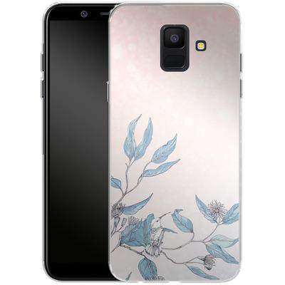 Samsung Galaxy A6 Silikon Handyhuelle - Harmony von Stephanie Breeze