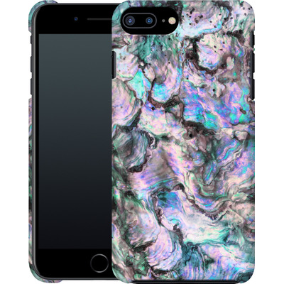 Apple iPhone 7 Plus Smartphone Huelle - Mother of Pearl von Emanuela Carratoni