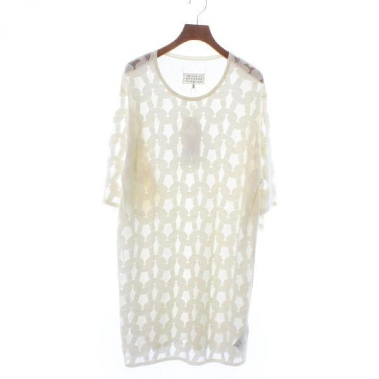 Maison Martin Margiela N White Cotton Knitwear for Women S International