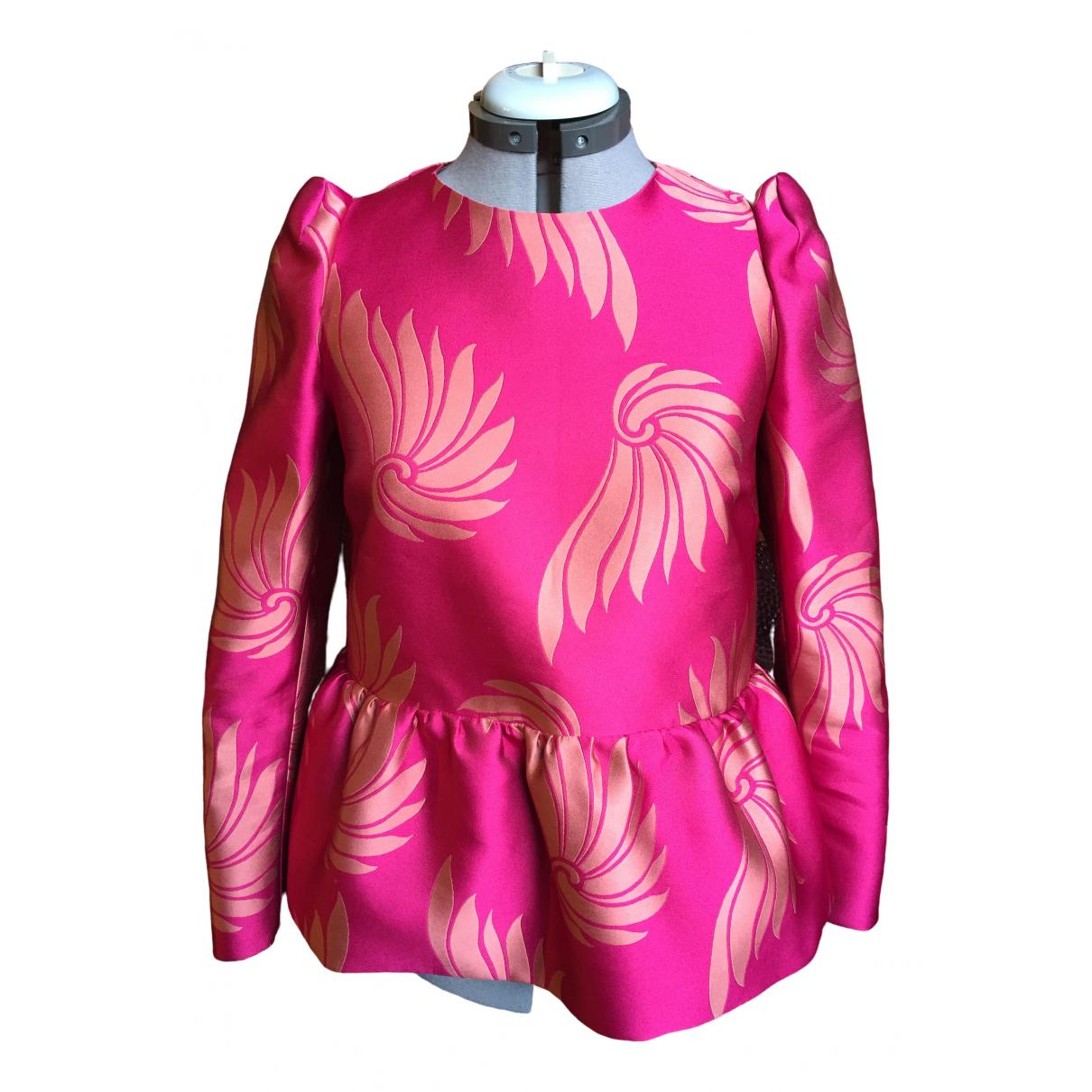 Dries Van Noten - Top   pour femme - rose