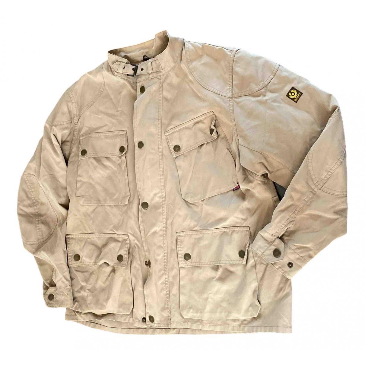 Belstaff - Vestes.Blousons   pour homme en coton - beige