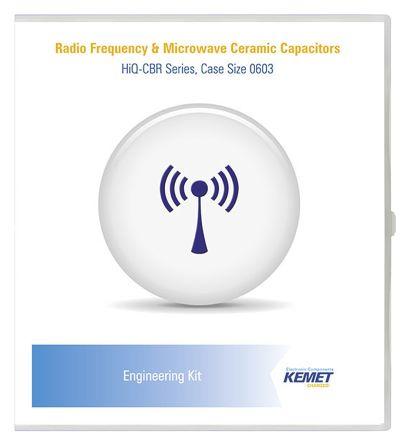 KEMET , Surface Mount Ceramic Capacitor Kit 1800 pieces