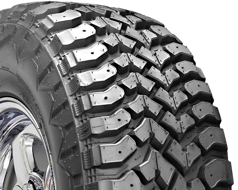 Hankook DT-11466 Dynapro MT RT03 Tires 37/1250/18 123Q Sbl