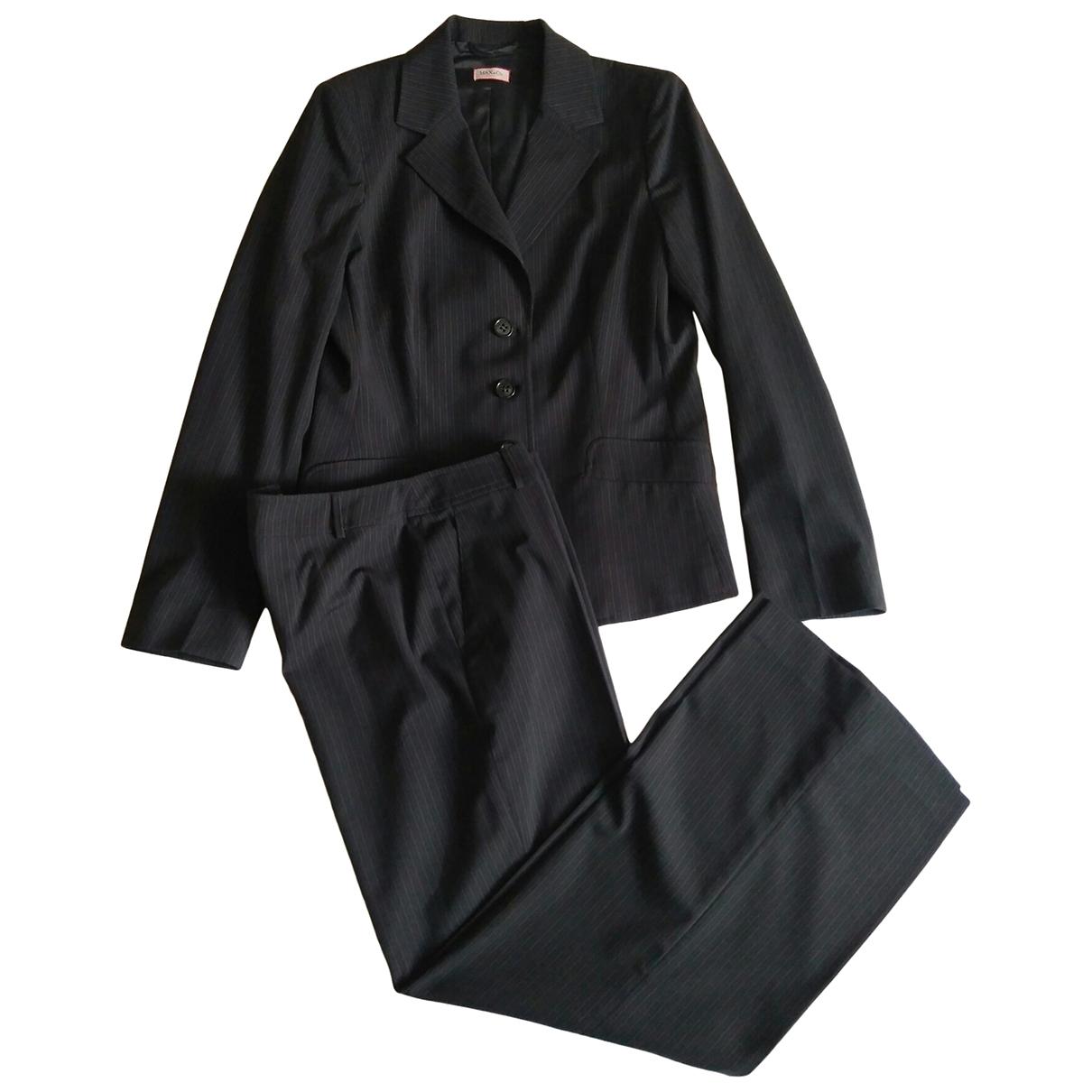 Max & Co \N Grey jacket for Women 46 FR
