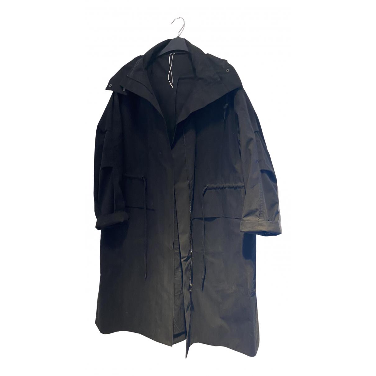 Cos N Black Cotton jacket for Women 6 UK