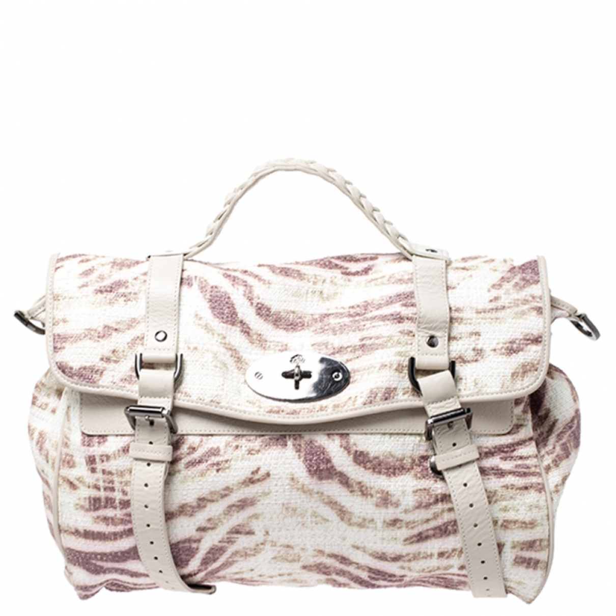 Mulberry Alexa Multicolour Cloth handbag for Women \N